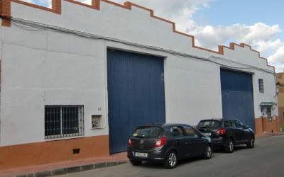 Industrial property in Malaga, 1