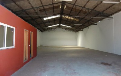 Industrial property in Malaga, 2